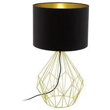 Tischlampen aus Messing mit - 80 cm Breite
