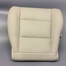 Toyota Land Cruiser Drivers Seat Bottom 1998-2004 Genuine Leather OE