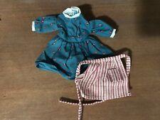 American Girl Kirsten mini doll dress apron (NWOB)