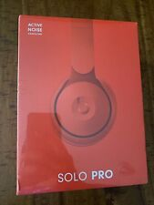 Beats by Dr. Dre Solo Pro On Ear Wireless Headphones - Red
