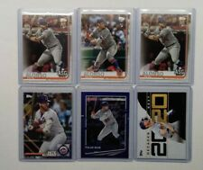 Pete Alonso 6 Card Lot Rookies SP Inserts New York Mets