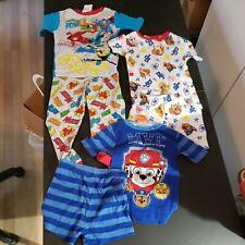 Boys pajamas size 6 lot