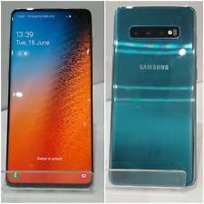Samsung Galaxy S10+ Plus (G975FD) 128GB Dual Sim - Prism Green Unlocked Warranty