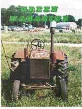 John Deere Industrial Equipment, GP Tractor 1989 Green