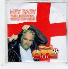 (GD859) DJ Otzi, Hey Baby - 2000 DJ CD
