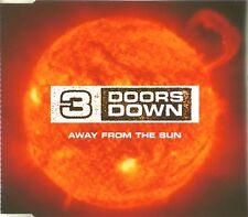 Maxi CD - 3 Doors Down - Away From The Sun - #A2080