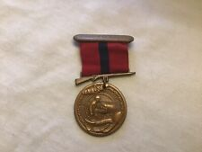 Usmc Good Conduct Medal - Named and Dated 1946