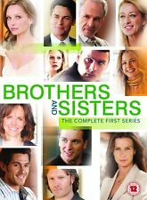 Brothers And Sisters Season 1 (DVD, 2008, 6-Disc Set, Box Set) FREE SHIPPING