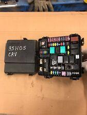 Honda CRV 2005 moteur Bay relais Boîte à Fusibles