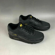 Air Max 90 Mens / Womens Trainers Black Shoe All UK Size Sports Running Shoes