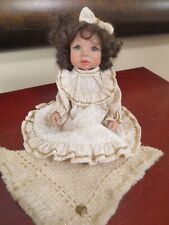 Sarah's Attic Doll Vintage Lt. Ed. 1994 Very Rare Low Number 45/100 Wow