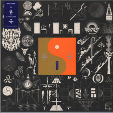 Bon Iver ‎– 22, A Million Limited Bundle Edition LP + Bonus 12'