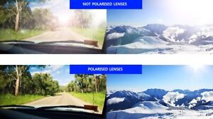 PAIR Polarised Lenses reglaze to your specs - frame great for Driver & Fisherman