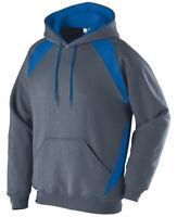 Augusta Sportswear Men's Bottom Band Athletic Fleece Circuit Hoodie. 5450