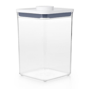 OXO Good Grips POP Big Square Tall Container 4.4 Qt