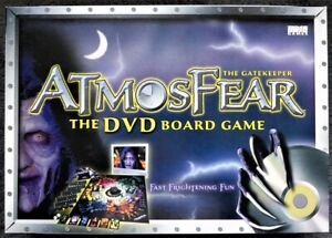 CHOOSE SPARES PARTS for AtmosFear The Gatekeeper DVD Board Game
