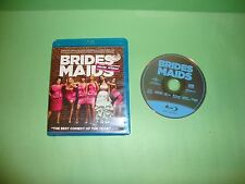 Bridesmaids (Blu-ray Disc, 2011, Unrated)
