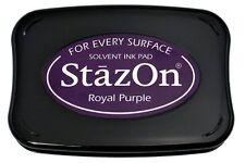 StazOn - Ink Pad - Royal Purple