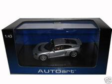 LOTUS EUROPA S SILVER 1/43 DIECAST MODEL CAR BY AUTOART 55356