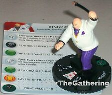 KINGPIN #059 Deadpool Marvel HeroClix Super Rare