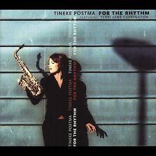 FREE US SHIP. on ANY 3+ CDs! ~Used,Good CD Tineke Postma: For the Rhythm