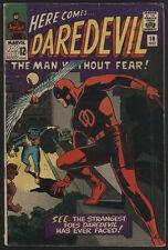 DAREDEVIL #10, 1965, Marvel Comics - VG-