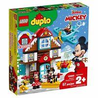 LEGO DUPLO Disney Mickey's Vacation House 10889