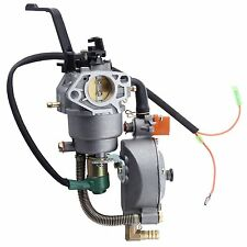 Dual Fuel LPG Coversion Kit Manual Carburetor For Honda Gx390 Motors 13HP 188F