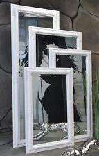 Rechteckige Deko-Spiegel im Barock -/Rokoko-Stil aus Holz fürs Badezimmer