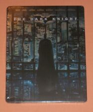The Dark Knight Blu Ray Steelbook Amazon.co.jp Exclusive Japan Japanese Sealed