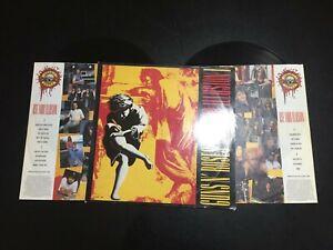 Guns N' Roses - Use Your Illusion I LP - RARO CON ADESIVO Vinile -1991 Geffen