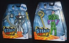 "SPACE COMBAT BATMAN & THE RIDDLER Stealth Strike Brave and the Bold 5"" Rare! MIP"