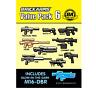 Brickarms Value Pack de 6 - para Lego Bnip
