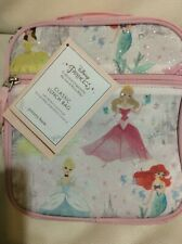 Pottery Barn Kids Disney Princess Castle Shimmer Classic Lunch Bag NWT! No Mono