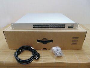 Neu Cisco Meraki MS425-32-HW L3 Cloud-Managed 32x 10G SFP+ Switch New Open Box