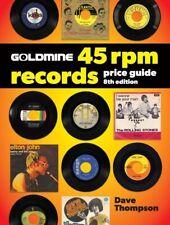Goldmine 45 RPM Records Price Guide Thompson Dave New 2018 Vinyl Pricelist Wwd