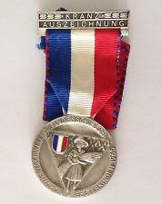 Kranz Auszeichnung 1965 Landesschiessen Germany Large Medal Badge Pin Rare (N10)