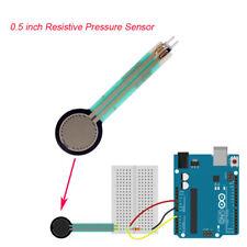 "0.5"" Inch FSR Force Sensitive Resistor Resistive Pressure  Sensor for Arduino"