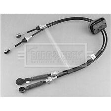Genuine Borg & Beck Vauxhall Vivaro DI DTI CDTI Gear Linkage Control Cable