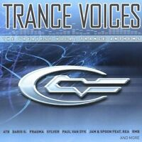 Trance Voices 01 (2001) ATB, Dario G., Fragma, Silver, Paul van Dyk, RM.. [2 CD]