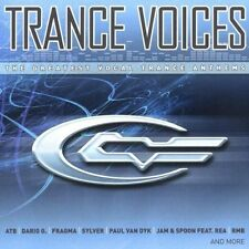 Trance Voices 01 (2001) ATB, Dario G., Fragma, Silver, Paul van Dyk, RM.. [2 CD]