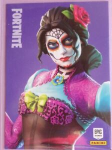 Trading Cards FORTNITE Serie 1 : ROSA # 229, Epic Outfit