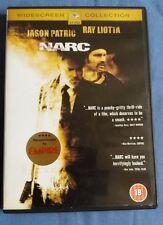 Narc [DVD] 2003, Ray Liotta, Chi McBride, John Ortiz, Free P&P UK, R2 PAL UK