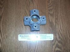 Kee Klamp 40-6 Four Socket Cross, Galvanized