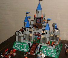Rare lego 6098 chateau chevalier moyen age kingdoms castle