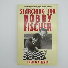 Searching for Bobby Fischer - Fred Waitzkin - 1988