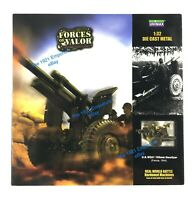1:32 Diecast Unimax Toys Forces of Valor WWII US Army 105mm Howitzer Gun