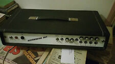 Vintage Laney Supergroup spring reverb unit - pretty good condition for the age