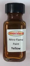 Brightvision YELLOW Nitro-Flame Redline Restoration and Custom Paint - YELLOW