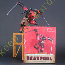 Crazy Toys 1/6th Marvel Collection Mutant X-men Super Deadpool Figure PVC Statue